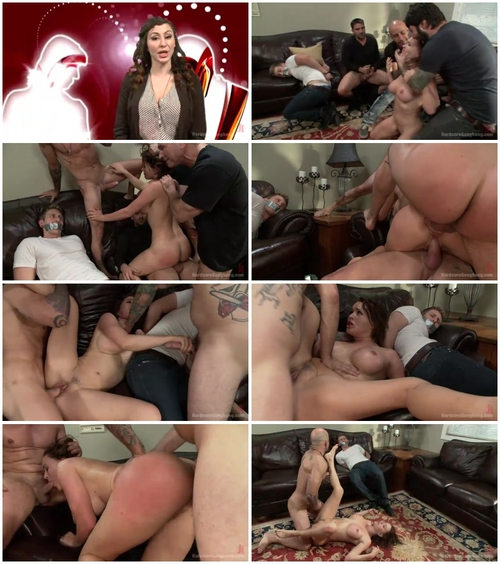 Krissy Lynn (A Woman Scorned- Krissy's Fantasy Gang Bang Revenge) BDSM, Anal, DP, Gang Bang, Domination, Hardcore