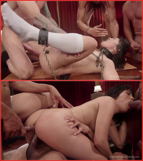 Milcah Halili (Feminist Gets Boarded: Board of Directors Takes Down Desperate Writer! 08.07.15.) 2015 BDSM, Gangbang, Anal, DP
