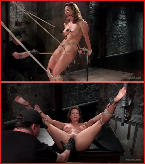 Ariel X (Extreme Bondage, Brutal Torment, and Squirting Orgasms!!! 09.07.15) 2015 BDSM, Bondage, Humiliation, Torture, Squirt