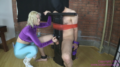 Mistress jenna ivory humiliates and uses her asian slave femdom 3