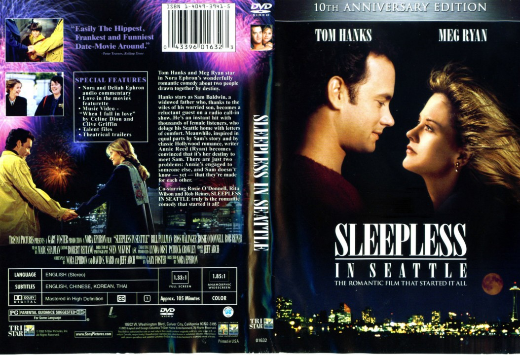 Sleepless in seattle 1993 eng dvdrip subtitles
