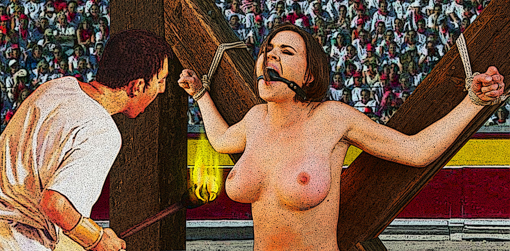 Bdsm female executions xxx image