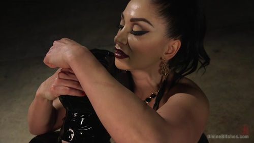 Rubberfuck And Cumshot
