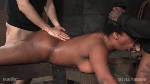 Submissive beauty taken to a new world of anal pain amp filth 10