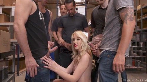 Samantha Rone Naughty Nurse Collecting Sperm Donations (10.06.2016)