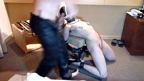 image Fisherman039s island ring gag throating bondage intro