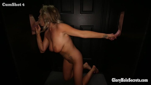 Rachele Second Gloryhole