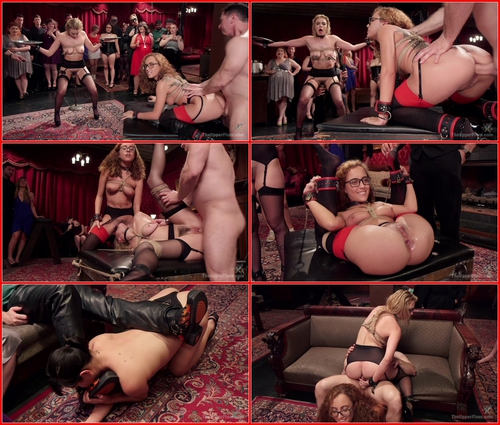 John Strong , Roxanne Rae and Keira Nicole (The Innocent Doll & Anal Slut Slave 18-09-2015) BDSM, Orgy, Fisting, Group, Bondage, Humiliation, BJ, Rough Sex, Hardcore