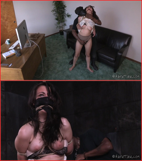 Olivia Fawn (The Temp 23. 9.2015) 2015 BDSM, Bondage, Humiliation