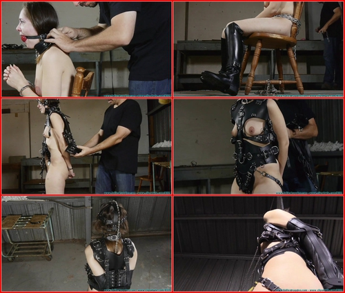 Rachel The Pony Girl 2 THE HARNESS – Part 1