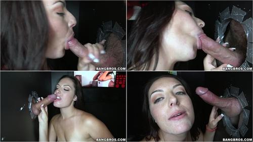Nikki Lavay Gloryhole