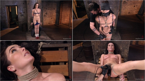 The Pope and Bianca Breeze – Brunette MILF Tormented in Bondage 07 Jan 2016