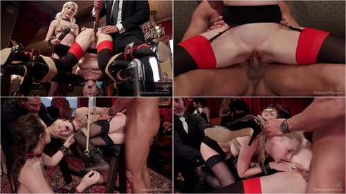 Casey Calvert And Piper Perri – Piper Perri's Sex Slave Initiation 22 Jan 2016