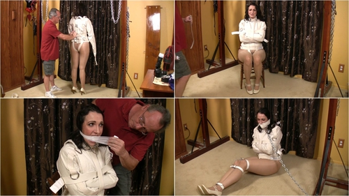 Angelique Kithos – Straitjacketed Bondage Buddy