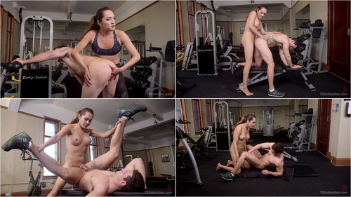 Jessica Fox and Reed Jameson – Gym Bunny Gives Horny Voyeur What He Deserves (Feb 24, 2016)