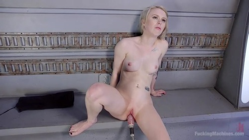 Blonde Pixie Fucked 12