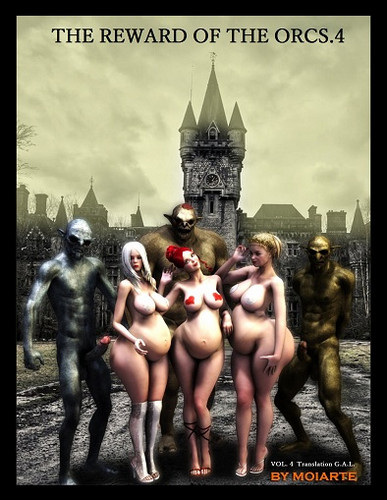 Moiarte – The Reward Of The Orcs Vol.1-4
