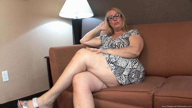 Slut with no arms