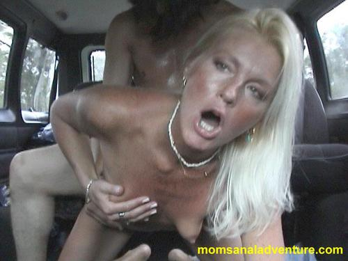 Mommys Anal Adventure 82