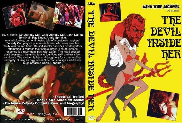 Fuck. porn movie the devil inside her didn't realize