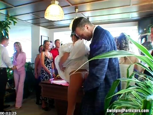 Party guest fondled 5 3
