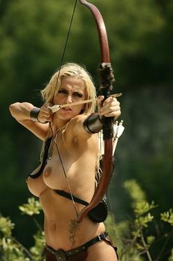 Warrior Woman Porn Pics 14