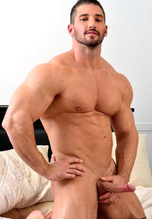 Male santa naked sexy