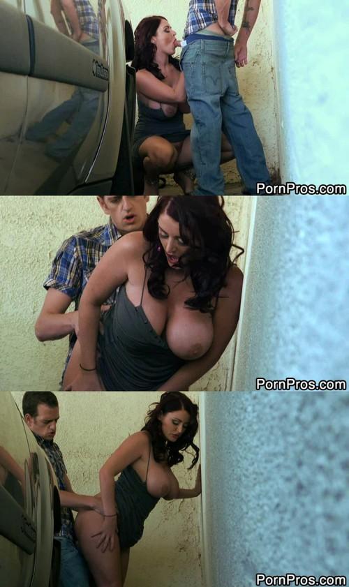 Sophie Dee vous offre un excellent gonzo ! SEX HD -