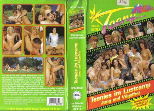 German teen orgy movies