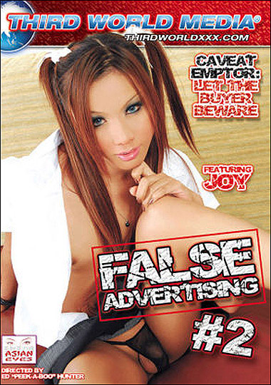 False Advertising 2 (2010) - TS Apple, Joy