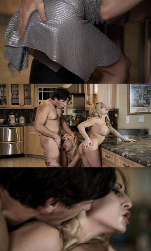 madison ivy Riley steele and