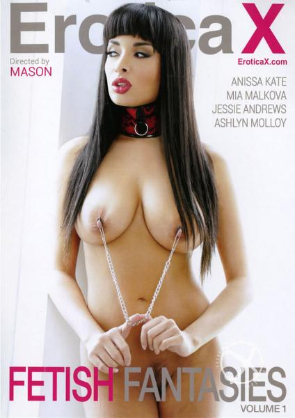 Fetish Fantasies (2015) -  Jessie Andrews, Anissa Kate