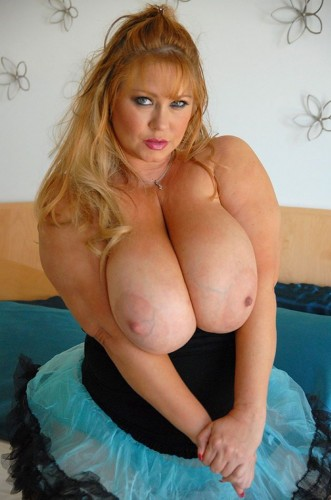 Special Thanks Strip - BBW Lady