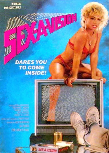Sexavision (1985) - Gina Carrera, Nina Hartley