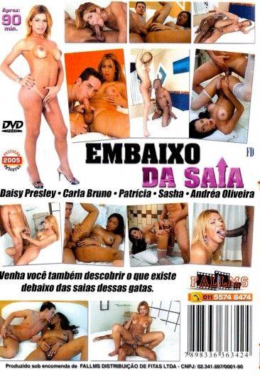 Brazilian Travestis - Embaixo Da Saia (2005)