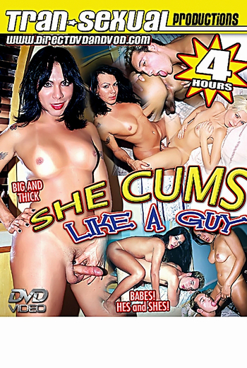 She Cums Like A Gay (2007)