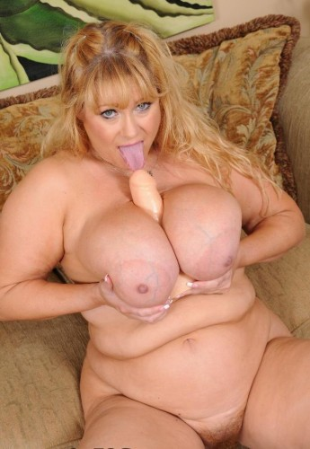 Touch Myself - BBW Lady