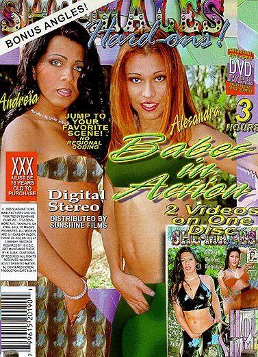 She-Males Hardons - Babes In Action (1999) - TS Alessandra Toledo