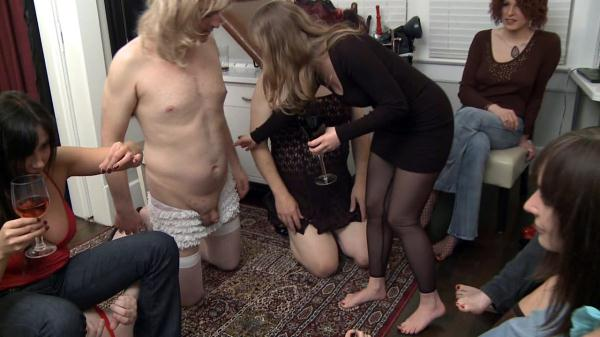 MistressT: Mistress T - Goddess Party Part 3 (2015/HD)