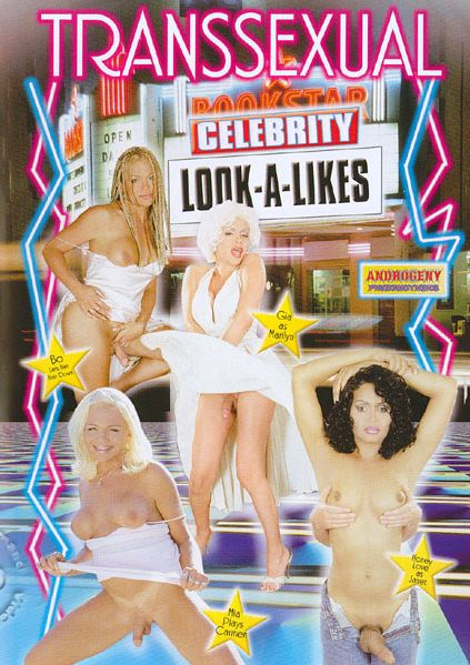 Transsexual Celebrity Look-A-Likes (2005) - TS Gia Darling