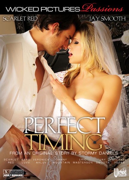 Perfect Timing (2015) - Sara Luvv, Scarlet Red