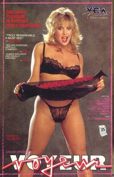 Voyeur (1985) - Sharon Kane