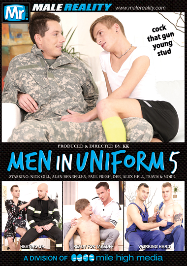 Men in Uniform 5 (2015) - Gay Movies