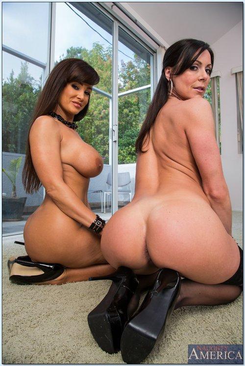 Lisa Ann et Kendra Lust