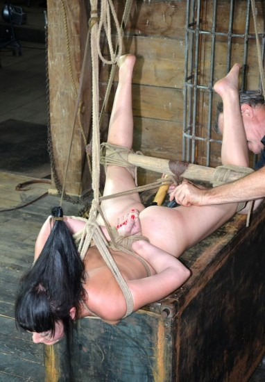 Giggles Part Two - Bondage, BDSM