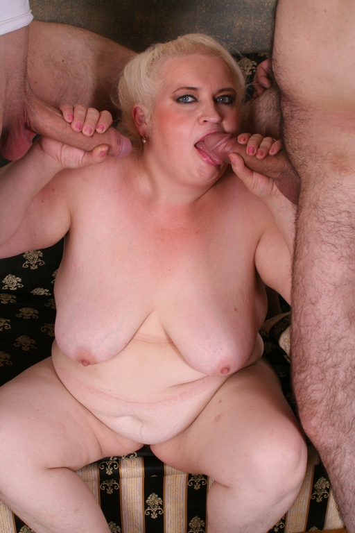 Grannies love to get it on but - Mature, MILFs