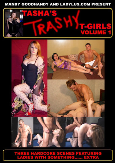 Tasha's Trashy T-Girls (1998) - TS Tasha Jones