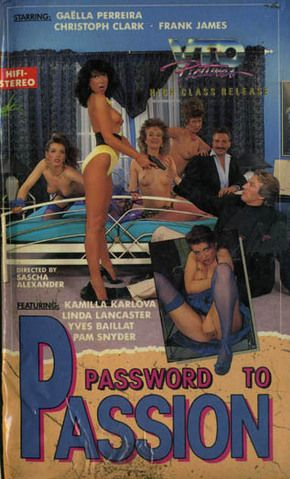 Password To Passion (1989) - Annie Selfridge , Gaelle Pererra