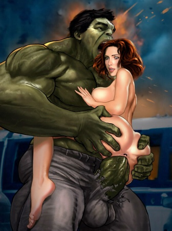 Avenger girls fucked The