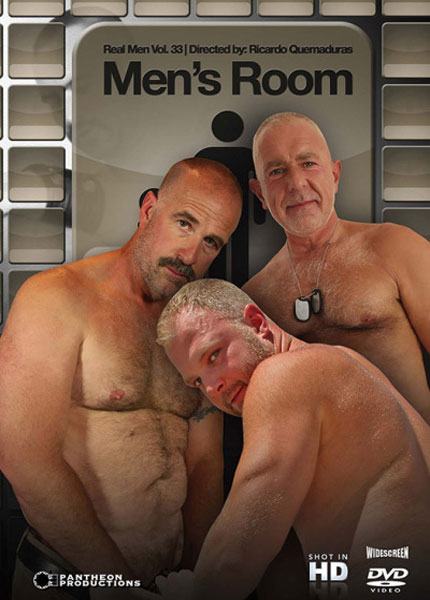 Real Men 33 - Men's Room (2015) - Gay Movies
